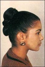 Миниатюра изображения для Подобранная простая коса