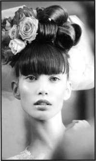 Проект: Charlotte Bonnet - свадебная прическа 1