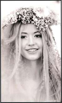 Проект: Charlotte Bonnet - свадебная прическа 2