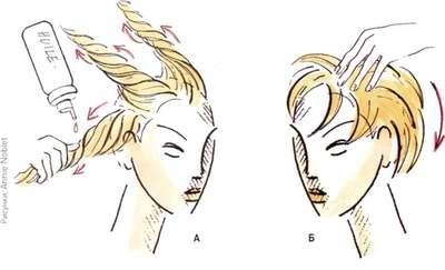 Искусство массажа головы