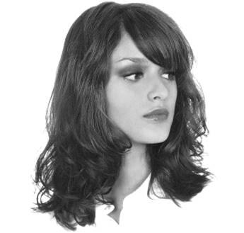 На средний волос фото уход за волосами