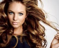 Завивка окрашенных и обесцвеченных волос