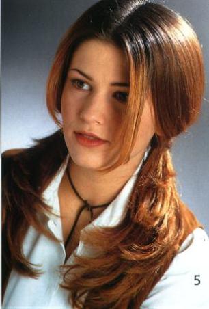Фото на тему прически для волос средней длины, на каждый день.